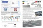 Flyer de présentation des résultats du projet national CEOS.fr