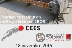 Journée de restitution CEOS - Toulouse