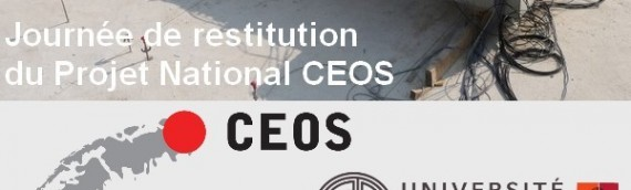 Journée de restitution CEOS – Toulouse